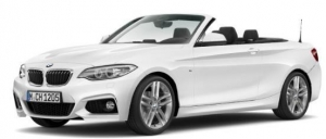 BMW 2 Series Diesel Convertible
